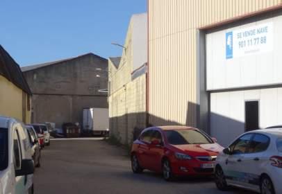 Nave industrial en calle de Mies de San Juan, nº 19