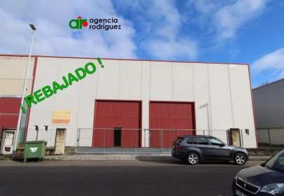Industrial building in calle Riaño II - los Sotos