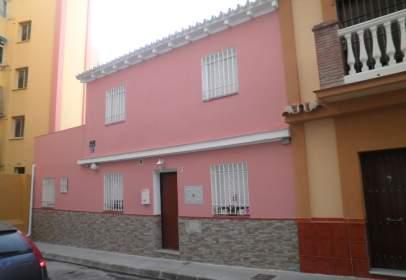 Terraced house in El Palo
