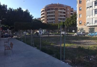 Terreny a calle Real del Barrio Alto