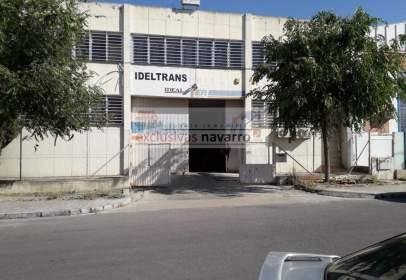 Nave industrial en calle de Andalucía, nº 11