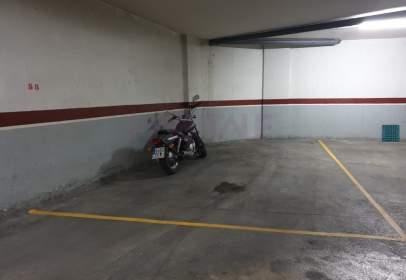 Garatge a Carcaixent