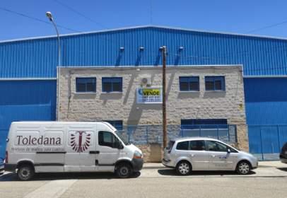 Nave industrial en Castilla