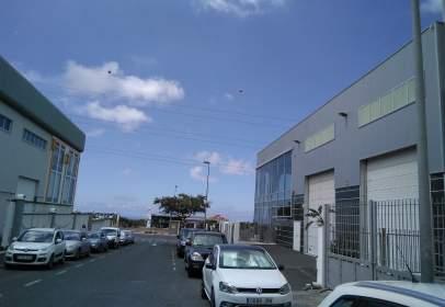 Nau industrial a Las Chafiras