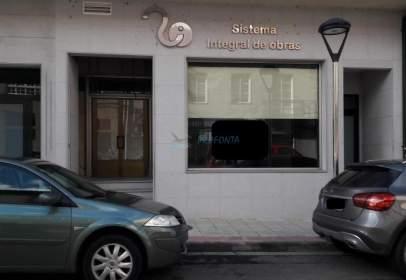 Local comercial a calle de María Colmeiro, prop de Calle de Santa Eulalia