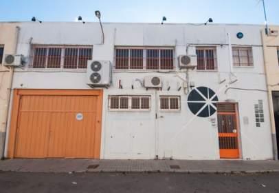 Nave industrial en calle Gran Bretaña, Pol. Campo Alto, nº 67