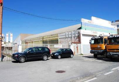 Terreny a calle de Vitoria