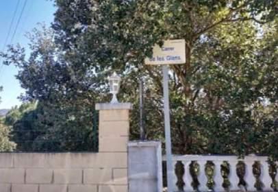 Terreno en calle Serra Brava, calle Glans, Parcela 20