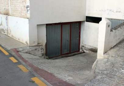 Garatge a calle de Vista Blanca, nº 33