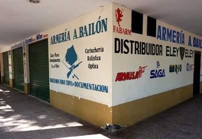 Commercial space in calle de Pedro Machuca