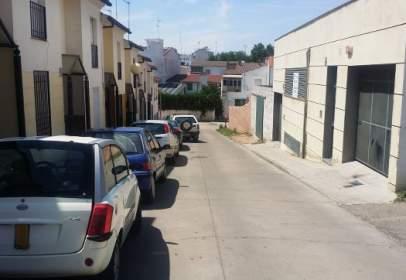 Garaje en calle de La Once
