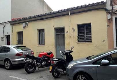 Terreny a Avenida Conde de Coruña