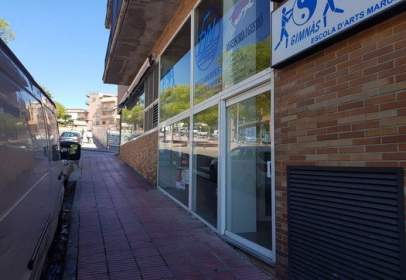 Local comercial en calle Arquitecte Joan Bordas