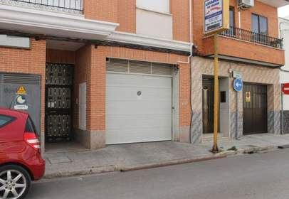 Garage in calle Ismael de Tomelloso