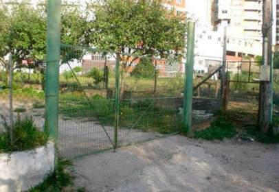 Land in Camino de la Seara