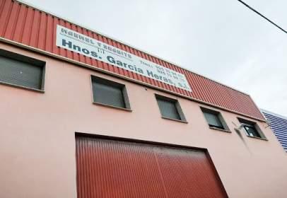 Nave industrial en calle Asturias