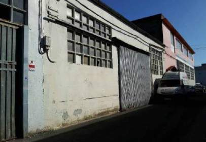 Industrial building in calle de Goikoibarra