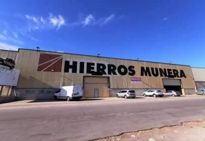 Nau industrial a calle Strial Cmno.Pla de Museros nº33-Almazora-Almassora