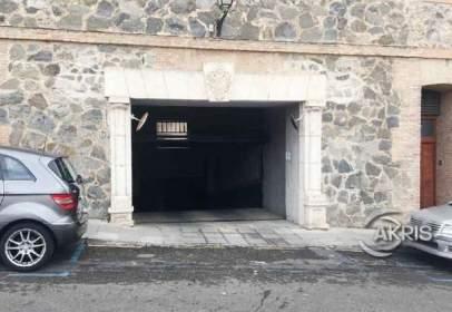 Garage in San Antón