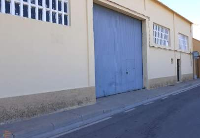 Industrial building in Camino del Cascajo