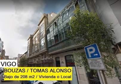 Estudio en calle Rúa Tomás A. Alonso
