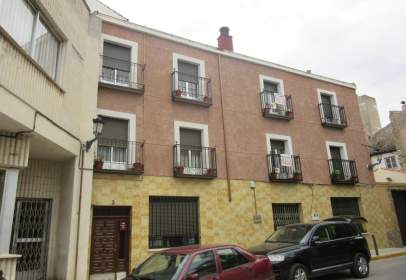 Edificio en calle Doctor Morcillo Rubio