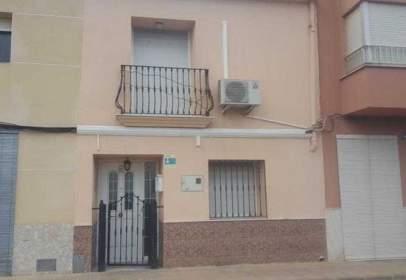 Casa en calle de la Alcudiola