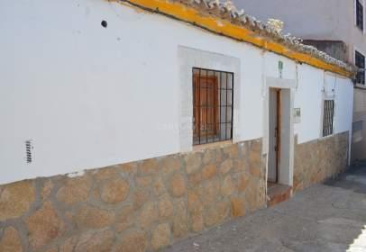Casa a calle callejon Montañez