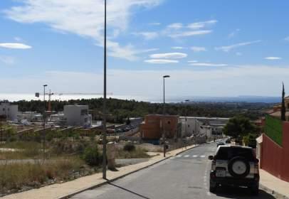 Terreny a Urbanizaciones Balcó de Finestrat-Terra Marina