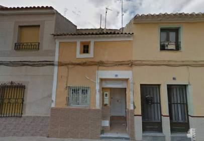 Casa adossada a Tobarra
