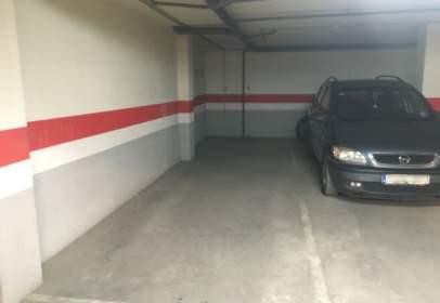 Garatge a calle Clara Campoamor