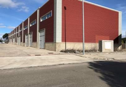 Industrial Warehouse in Camino los Cristos