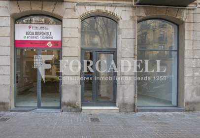 Local comercial en calle Ausias March
