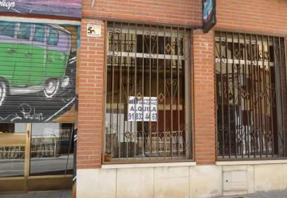 Local comercial en calle San Roque