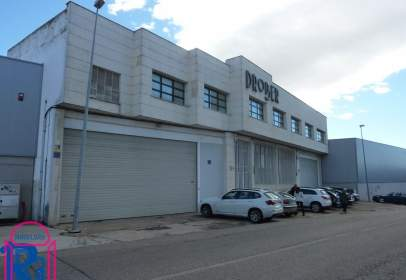Industrial Warehouse in Ctra. Valladolid