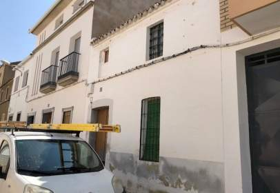 Terraced house in calle Badajoz