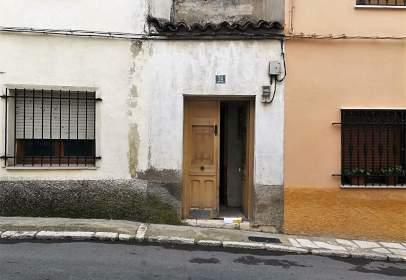 Casa unifamiliar en calle Barranco