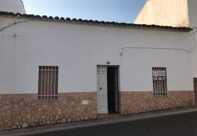 Casa adossada a calle Pizarro