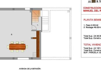 Casa en calle Villagonzalo Pedernales