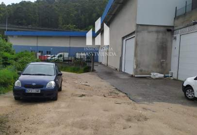 Industrial building in Cangas