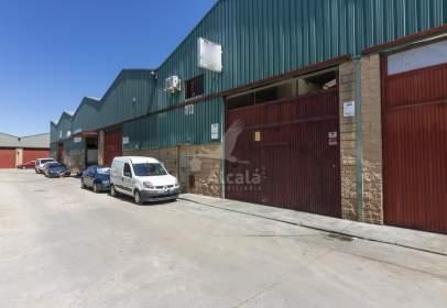 Nave industrial en calle del Tejido, nº 3