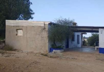 Finca rústica en Benissa Pueblo