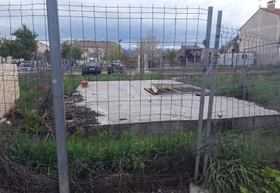 Terreno en San Cristóbal de Segovia