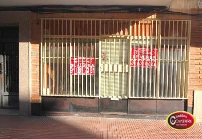 Local comercial en Caballeria Española