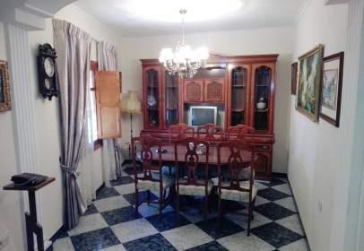 Casa a calle Sevilla