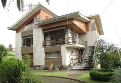 Casa en calle Villamejil