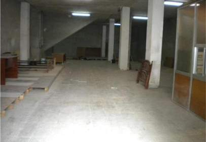 Warehouse in calle Golondrina