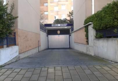 Garatge a calle del Campo Charro, nº 33