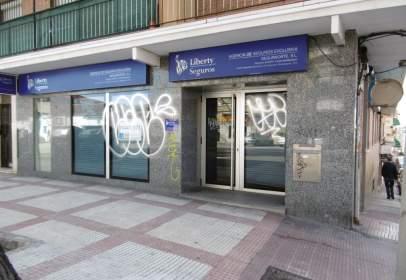 Local comercial a calle Marques de La Valdavia