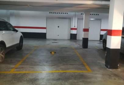 Garatge a calle de San Roque